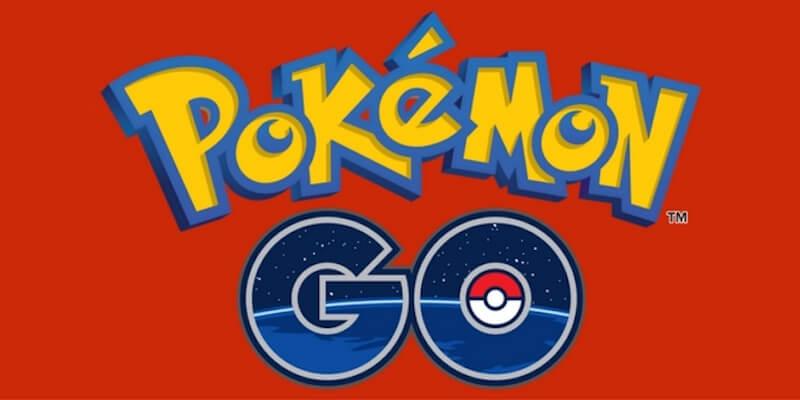 Logo del juego de Pokemon go