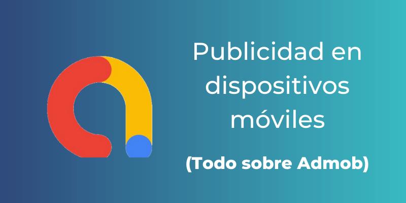 AdMob publicidad en Apps