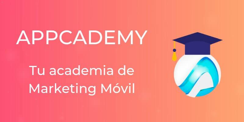 appcademy academia marketing móvil