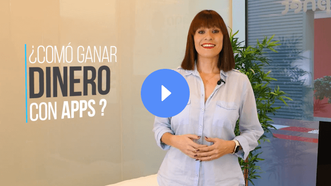 Miniatura para el inicio del vídeo de cómo ganar dinero con apps