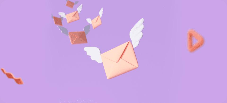 frecuencia emails