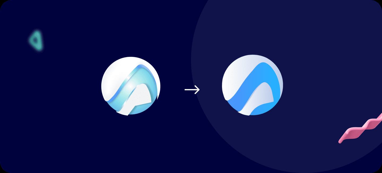 Cambio del logo de Tu-app.net a Scoreapps