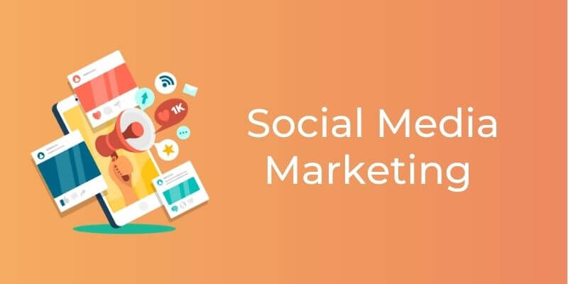 Imagen de un móvil para representar el social media marketing